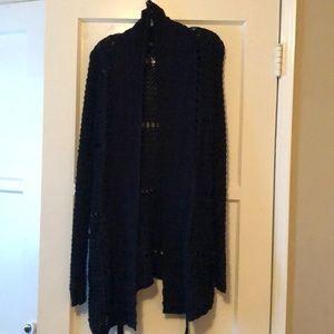 Lucky brand long sleeve cardigan
